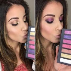 Also known as the UNICORN palette