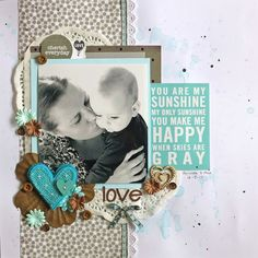 love #babyscrapbooks