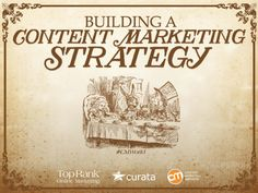 eBook: How to build a content marketing strategy. Featuring advice from 12 top content marketing brands including: Progressive Insurance, Boeing, Caterpillar, …