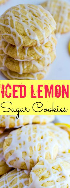 With its delicious lemon flavor these Iced Lemon Sugar Cookies are an addicting quick treat to devour down when you want a fun citrus burst! I've been getting really into cookies lately. I've said in the past that I've never really been the hugest of cookie lovers, but my husband[Read more]