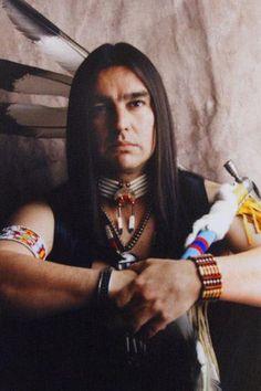 Edward Two Moons - Chiricahua Apache
