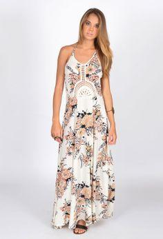 Hisu maxi dress