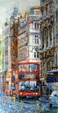 "Mark Lague  ~  ""Downey Street, London"""