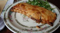 Bedfordshire Clanger. Half savoury, half sweet, this suet pastry is like that magic chewing gum from Charlie And The Chocolate Factory. Such is the reputation of the dish, that people from Bedfordshire are nicknamed Clangers.