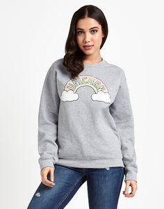 Lipsy Unicorn Sweatshirt