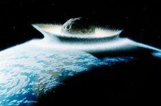 A Terra será destruída em quatro semanas depois de ser atingida por um gigante asteroide que está vindo em direção ao nosso planeta, alertam teóricos da conspiração.