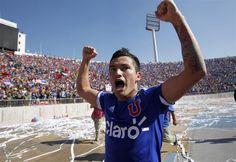 Charles Aranguiz - Universidad de Chile Scores, Fifa, Football, Goals, Soccer, University, Universe, Sports, Futbol