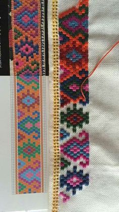 Though i come up with my own personalized name patterns this reminds me of what i m doing for my loved ones this christmas hoping they enjoy my cross stitching salvabrani – Artofit Folk Embroidery, Embroidery Patterns Free, Ribbon Embroidery, Cross Stitch Embroidery, Embroidery Designs, Cross Stitch Borders, Cross Stitch Designs, Cross Stitching, Cross Stitch Patterns