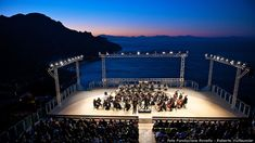 Sunrise Concert Ravello Festival 2015 tour package with hotel and concert