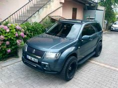 Grand Vitara Suzuki, Suzuki Vitara 4x4, Suzuki Cars, Off Road, Vw Passat, Car Parts, Motor Car, Custom Cars, Jdm