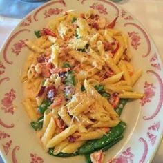#GlutenFree Chef KB's Lobster Carbonara
