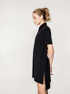 Les Fables, Swedish Fashion, Slow Fashion, Fashion Brand, Ready To Wear, High Neck Dress, Pattern, How To Wear, Collection