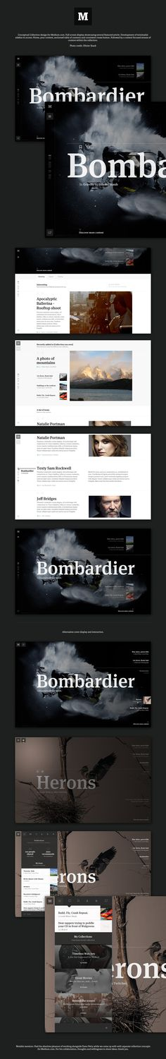 medium.com Collection concept
