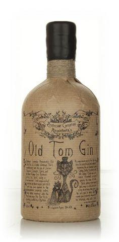 Old Tom Gin - Master of Malt