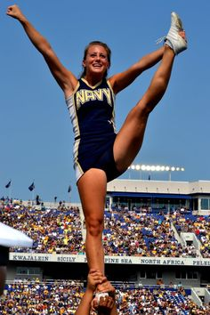 Flickriver: Most interesting photos tagged with navycheerleaders