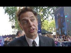 Guardians of the Galaxy: James Gunn European Premiere Interview --  -- http://www.movieweb.com/movie/guardians-of-the-galaxy/james-gunn-european-premiere-interview