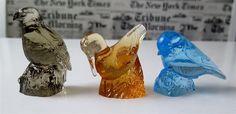Annons på Tradera: 3 VACKRA FÅGLAR WWF PAUL HOFF SIGNERADE Druzy Ring, Rings, Jewelry, Decor, Jewlery, Decoration, Bijoux, Schmuck, Jewerly