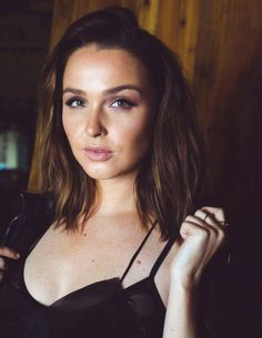 "{ fc: Camilla Luddington } I am Josefine ""Jo"" Wilson. I am a 19 year old. I would like to be a doctor after I finish med school."