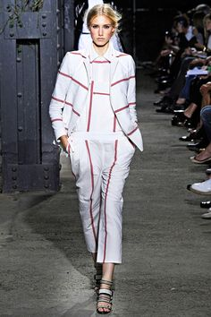 band of outsiders, spring 2012