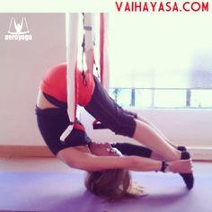 AEROYOGA GRUPO MADRID MARZO 2014 JENNY #aeroyoga #yogaaereo #pilatesaereo #fitness #yoga #pilates #wellness #belleza #bienestar #salud #tendencias #argentina #cursos #teachertraining #coaching #anti #age #stress #gravity #gravedad #suspension