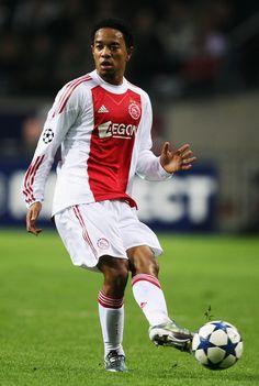Urby Emanuelson - Netherlands - 2004 - 2011 (172 matches / 17 goals)