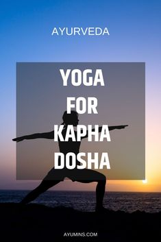 Choosing the right type or form of yoga to suit your dosha is extremely important. Yoga and Ayurveda are sister sciences, with one complementing and supporting the other. Yin Yoga, Yoga Meditation, Yoga Sequences, Yoga Poses, Ayurveda Yoga, Yoga World, Yoga For Weight Loss, Qigong, Pranayama