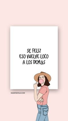 Inspirational Phrases, Motivational Phrases, Motivacional Quotes, Words Quotes, Positive Phrases, Positive Quotes, Positive Mind, Positive Vibes, Cute Spanish Quotes