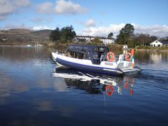 Our 12 seater boat Spirit of Lough Derg Sit Back, Canoe, Sailing, Cruise, Spirit, Boat, River, Cruises, Dinghy