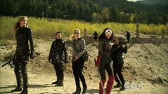 UPDATE: First Look At Rila Fukushima Fully Suited Up As 'Katana' In Next Week's ARROW