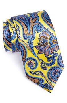 Ermenegildo Zegna Woven Silk Tie available at #Nordstrom