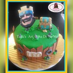 Clash Royale Cake by Tutu's Art!