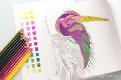 How to Create a Custom Color Palette for Adult Coloring