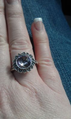 My new Pandora ring