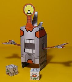 Chomp bot  http://www.paperposeables.com/2011/12/chompy-bots.html#more