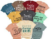 Princess Bachelorette Party, Vegas Bachelorette, Bachelorette Party Themes, Bachelorette Party Shirts, Bachlorette Favors, Nachos, Fiestas Party, Fiesta Decorations, Shake
