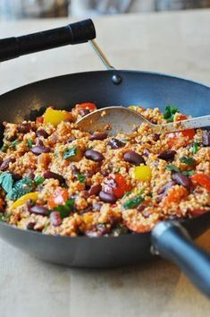 Jáhly po Toskánsku Vegetable Recipes, Vegetarian Recipes, Healthy Recipes, Healthy Cooking, Healthy Eating, A Food, Food And Drink, Real Food Recipes, Cooking Recipes