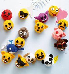 Emoji Häkeln   TOPP Bastelbücher online kaufen