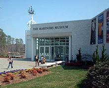The Mariners' Museum in Newport News, Virginia