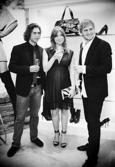 Inauguração da Boutique Carmen Steffens Paris - Para os recordes, momentos marcantes da carreira de Gabriel Spaniol neto de Carmen Steffens. www.gabrielspaniol.com.br