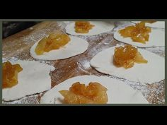 Fried Apple Pies From Scratch, CVC's Southern Holiday Recipes Apple Dessert Recipes, Holiday Recipes, Holiday Foods, Christmas Recipes, Fried Apple Pies, Fried Pies, Apple Pie From Scratch, Grandma Cooking, Pie In The Sky