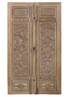 North Mazanderan, Iran 189 x 106 cm ./ 1487 AD  Aga Khan museum Toronto