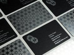 Unique Cool Business Card - Mathias Tanguy