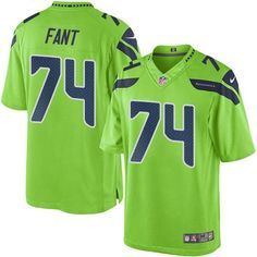 Men s Nike Seattle Seahawks Michael Wilhoite Elite Green Rush NFL Jersey  Texans J. bc87b1b4f