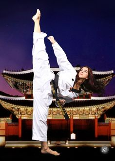 Maya Taekwondo Martial arts