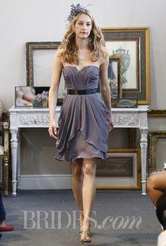 Brides.com: Wtoo - Fall 2013. Style 553 bridesmaid dress