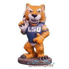 One Size Team Colors Evergreen Enterprises NCAA Florida Gators Mascot DesignGarden Statue