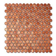 #Sicis #Neoglass Barrels 547 2 cm   #Murano glass   on #bathroom39.com at 55 Euro/sheet   #mosaic #bathroom #kitchen