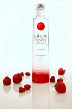 Ciroc red berry wallpaper