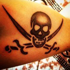 nice Top 100 pirate tattoos - http://4develop.com.ua/top-100-pirate-tattoos/