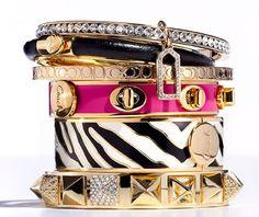 Coach Jewelry!! I WANT!!!!!! I NEED IT!!!!!